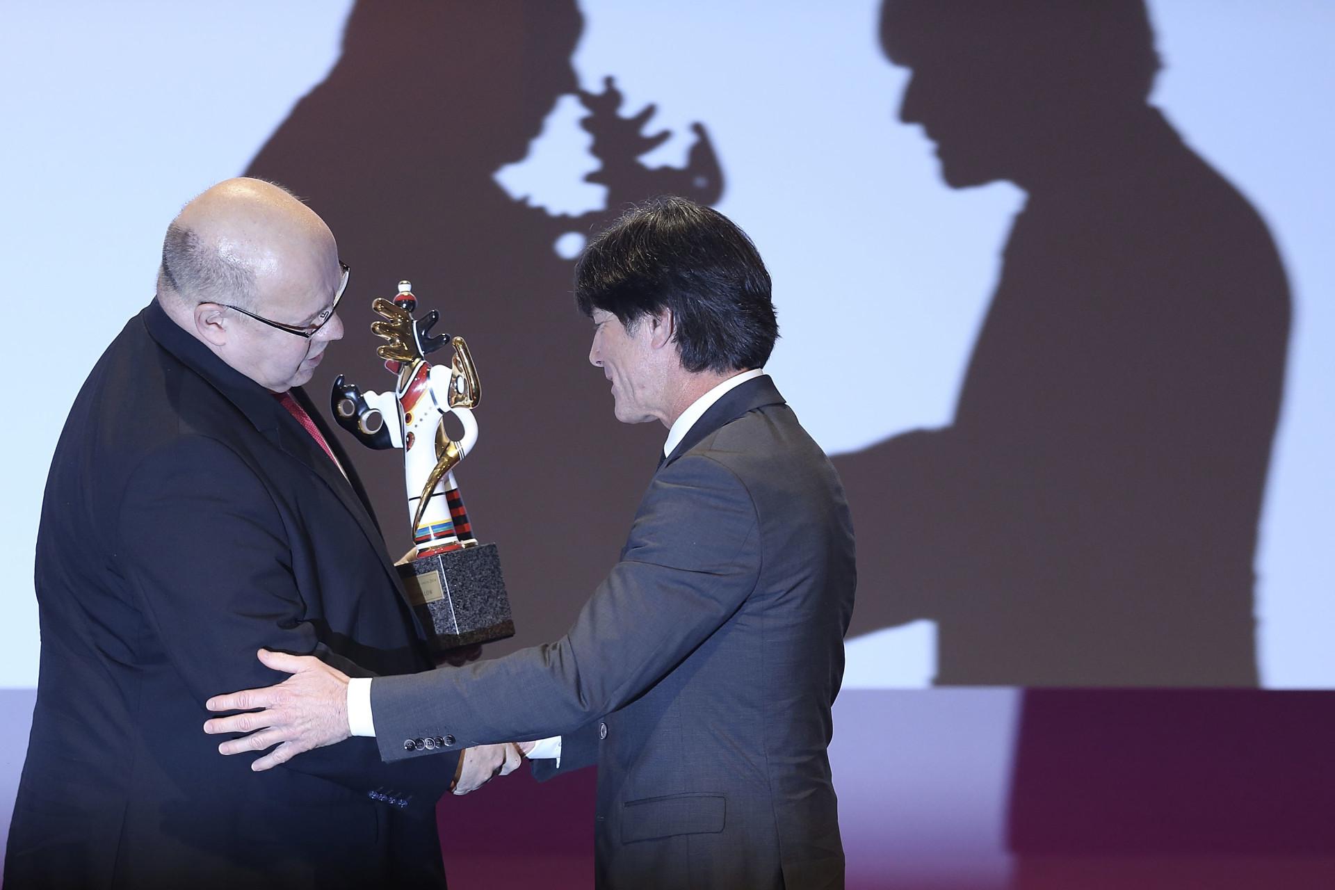 Deutscher Medienpreis an Joachim Löw