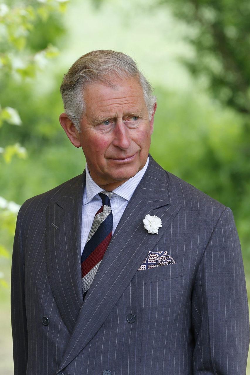 Prince Charles Visits Langenburg