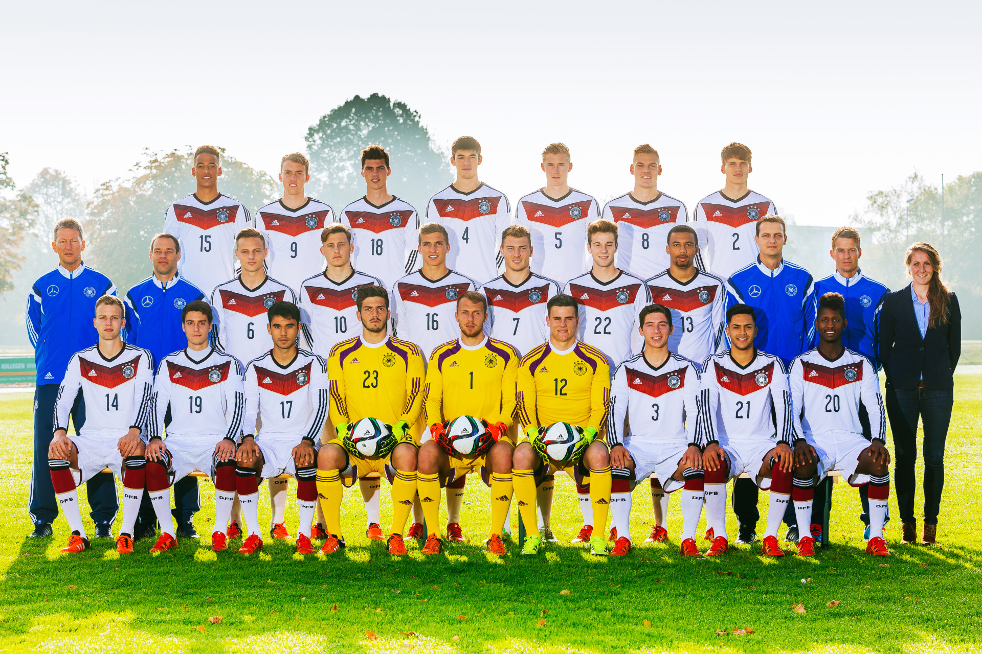 U20 Nationalmannschaft