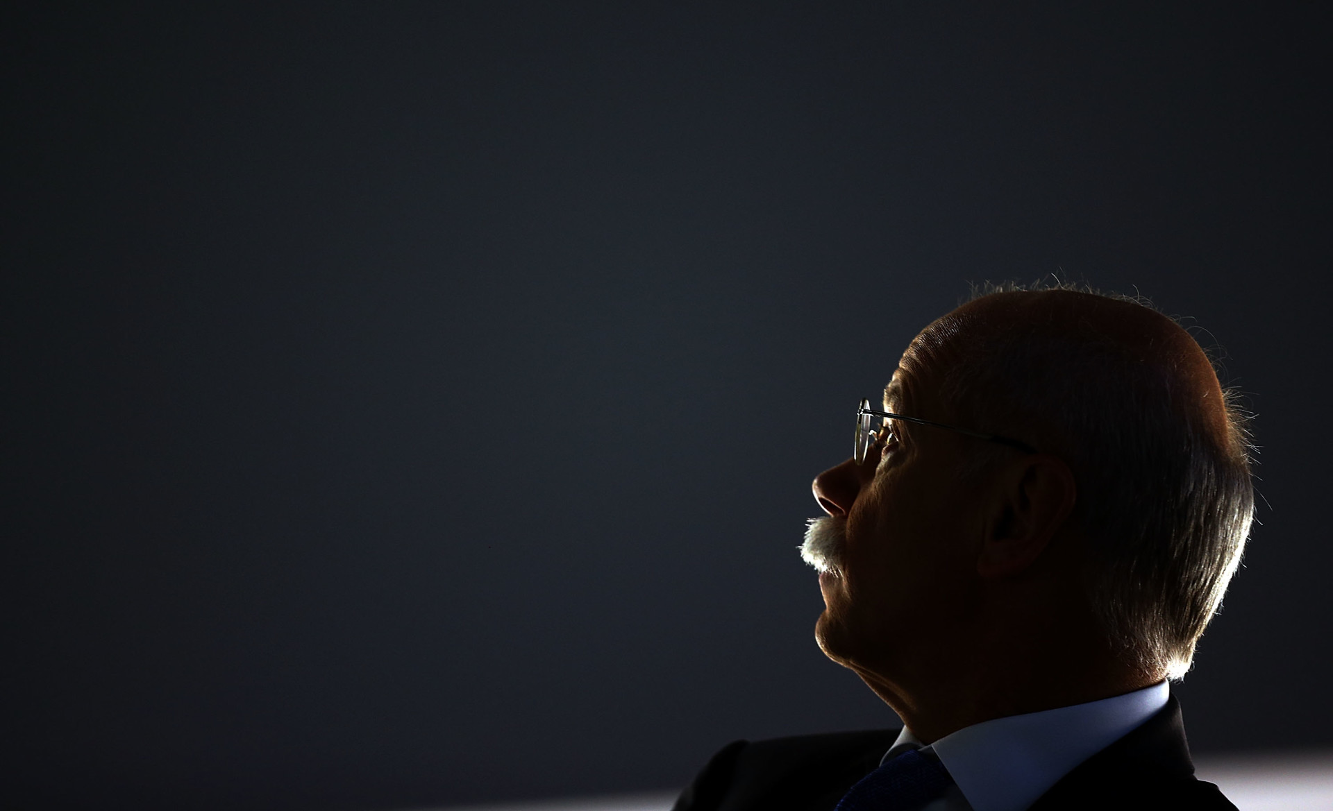 Dieter Zetsche, CEO Daimler AG bei der Bilanz Pressekonferenz