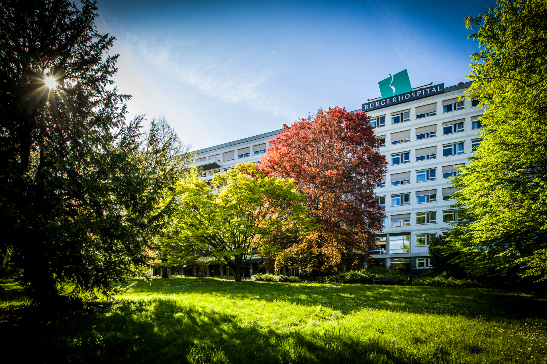 Ehemaliges Bürgerhospital, Stuttgart